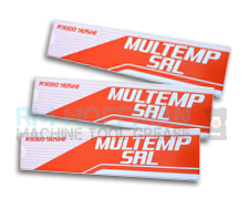 300g Tube - Multemp SRL